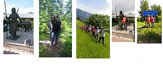 Turdakla Atatürk ve İstiklal Yolunda Yürümek
