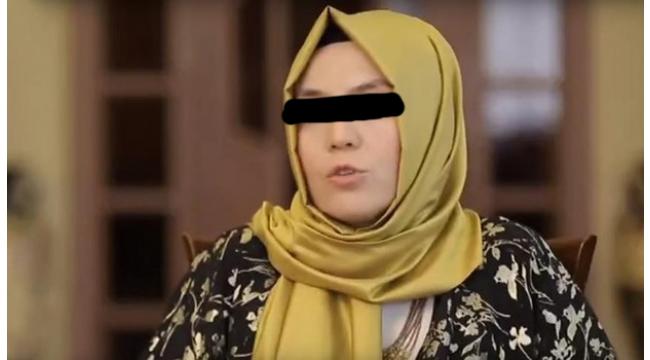 Gazeteci Hanım Büşra yakalandı