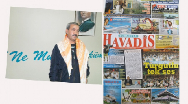 Turgutlu Havadis Gazetesi Kapatıldı