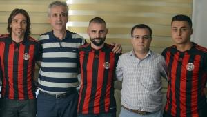 Turgutluspor'da tecrübeli oyuncular takımda kaldı