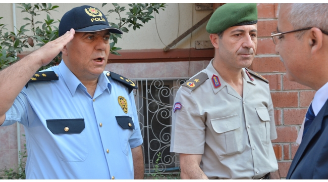 Vali Güvençer Turgutlu'da
