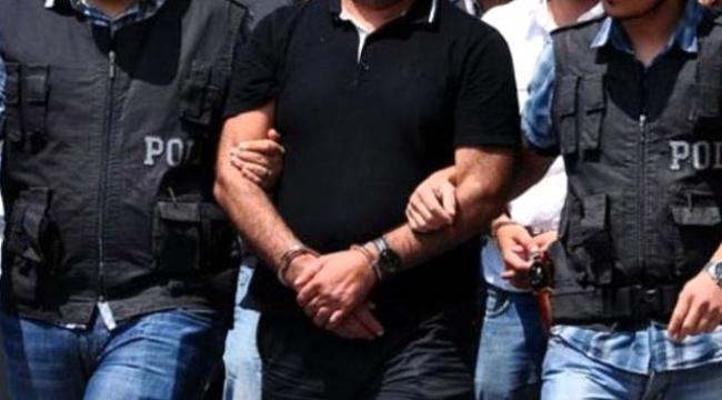 1'i komiser, 4 kişi, FETÖ'den gözaltına alındı