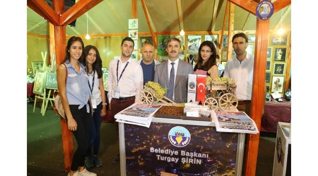 Turgutlu Belediyesi İzmir Fuarı'nde Yer Aldı
