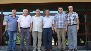 Ünlü gazeteci Talipoğlu'ndan Turgutlu Ticaret Borsası'na ziyaret