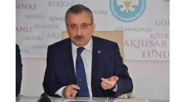 Manisa Büyükşehir'de istifa kararı