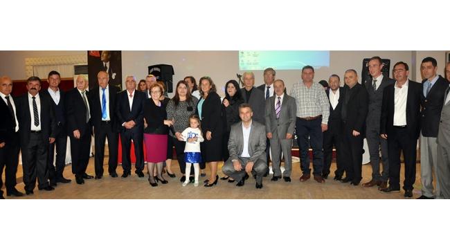 Turgutlu Makedonya Göçmenleri dayanışma yemeğinde buluştu