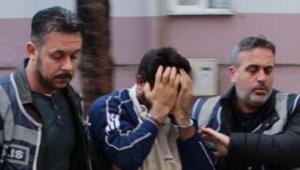 Soygun zanlısı Turgutlu'da yakalandı