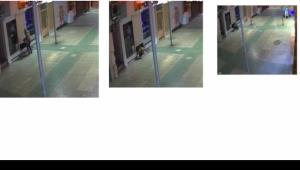 Hırsız yakalanmamak için kamera sistemini de çaldı