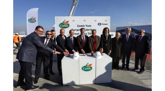 Yaşar Holding'den Turgutlu OSB'ye fabrika yatırımı