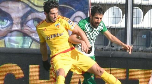 Akhisar Belediyespor-Kayserispor: 0-0