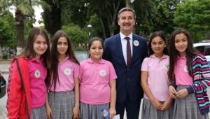 Başkan Şirin, öğretmenlere ve öğrencilere huzur içinde geçirecekleri bir tatil diledi.