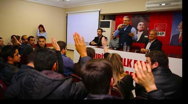 """""""Ne Atatürk'ten vazgeçeriz, ne Cumhuriyet'ten"""""""