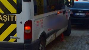 Sorumsuz sürücüler hıncını trafik dubalarından çıkarıyor