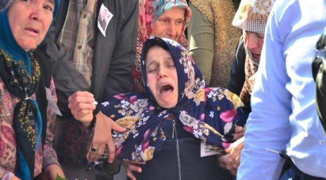 Şehit Uzman Çavuş'u 10 bin Manisalı uğurladı