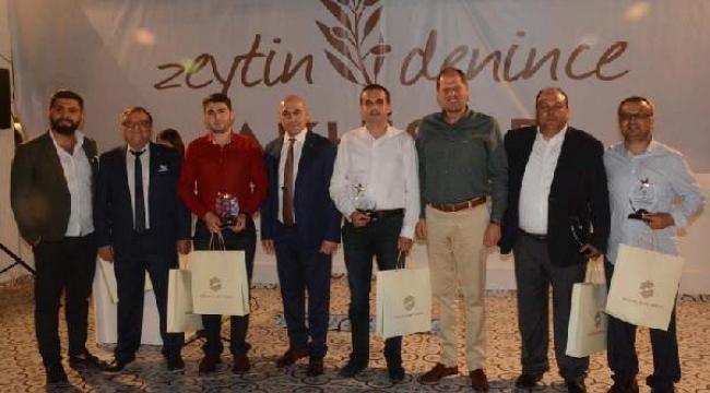 Akhisar'dan zeytinlikleri imara açan tasarıya tepki