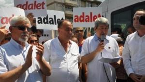 CHP'nin 'Adalet Yürüyüşü' Soma'da devam etti