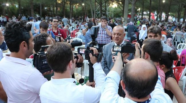 Başkan Ergün Basın Bayramı'nı Kutladı