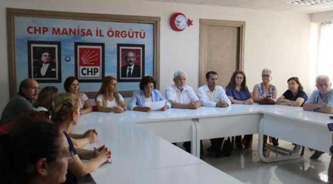 CHP'li kadınlardan 'müftülüklere nikah kıyma yetkisi' tasarısına tepki