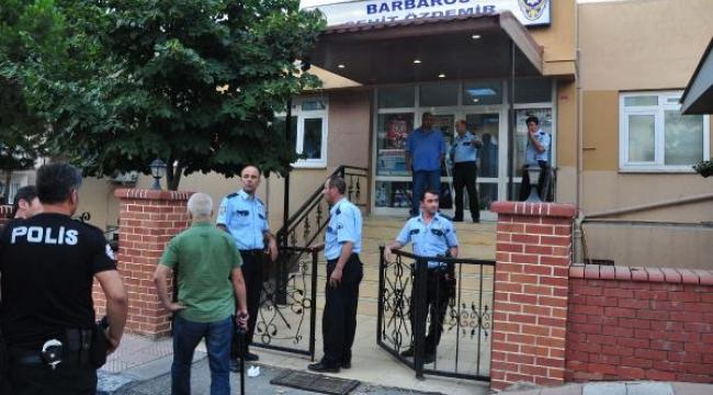Polisin de tartaklandığı kavgaya 7 gözaltı