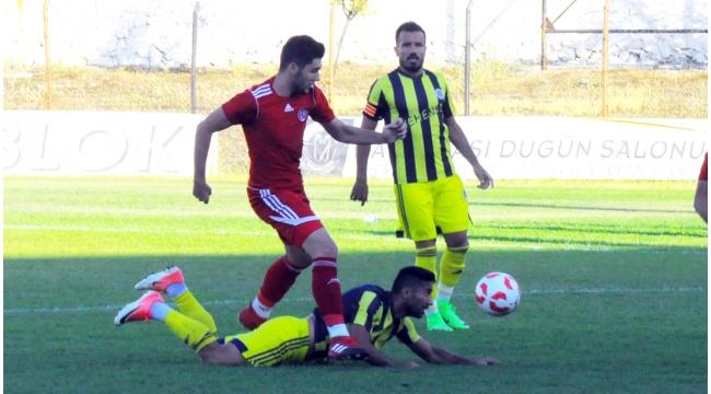 Turgutluspor ile Menemen yenişemedi: 1-1