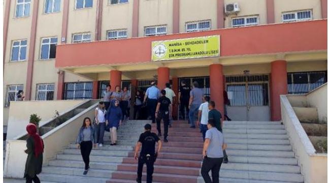 Okul çevresinde polis denetimi