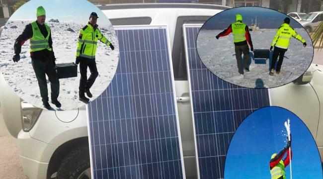 MAT'dan yeni güneş panelleri