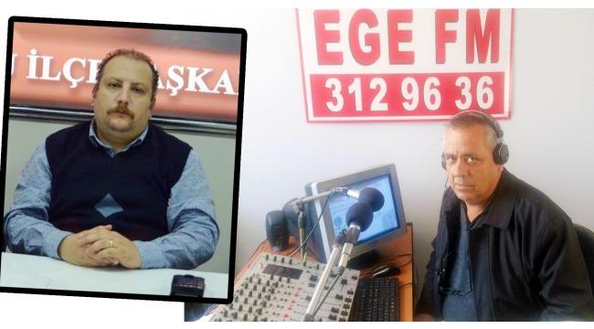 Kasaba'da Yüz Yüze programı Ege FM'de başlıyor!
