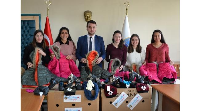 Turgutlu'dan Diyarbakır Avdalı'daki öğrencilere yardım eli