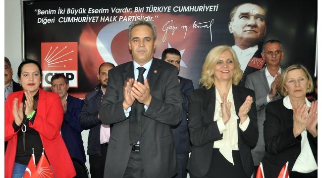 Yakup Çilel CHP ilçe başkanlığına aday