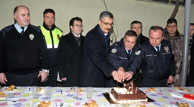 Manisa Emniyet Müdürü Bilgiç'ten polislere 12-24'e geçiş müjdesi