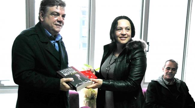 CHP'den Turdak ve Arnavutlar Derneğine ziyaret