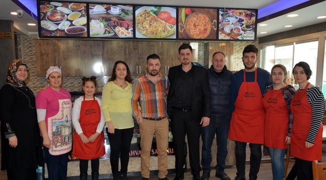 Hasanağa Peynircilik & Gurme Kahvaltı Salonu hizmetinizde