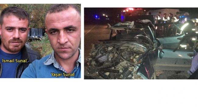 Otomobil TIR'a çarptı: 3 ölü, 2 yaralı