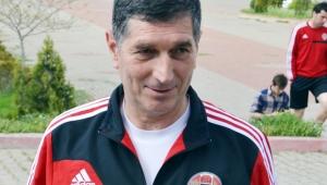 Turgutlu'da sporseverlerin gönlü Mesut Tüfenkoğlu'nda