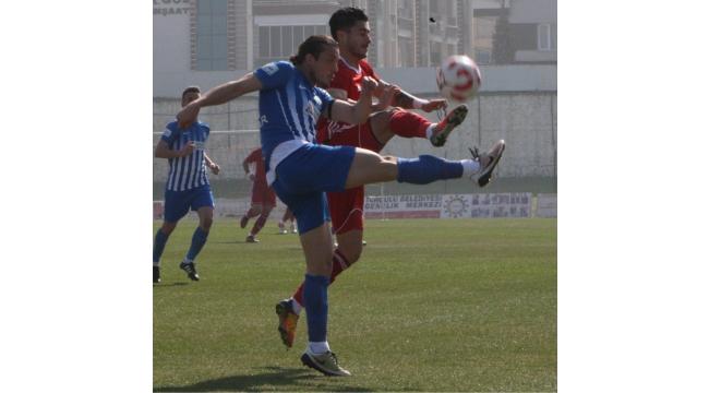 Turgutluspor evinde 6 maç sonra puanla tanıştı: 1-1
