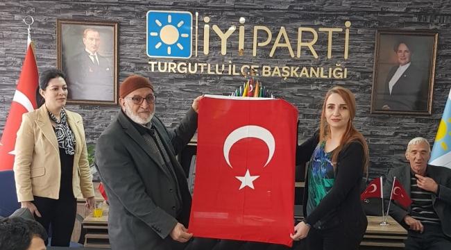 Yaşır: 'Ortak paydamız Türk Milleti ve Türk Bayrağının yükselmesi'