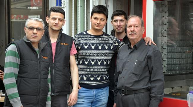 Başkan Ali Kırdı'ya tam destek
