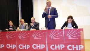 """CHP'li Çilel: """"Korkunun esiri olmadan, en önde seçimlere gireceğiz"""""""