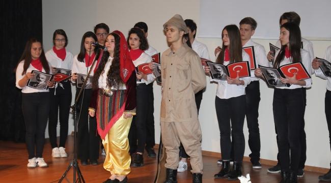 İstiklal Marşı'nın Kabulü'nün 97'nci yılı kutlandı