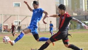 Turgutluspor küme düşen Erciyes'e gol oldu yağdı: 0-9
