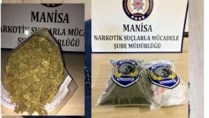 Uyuşturucu operasyonuna 3 tutuklama