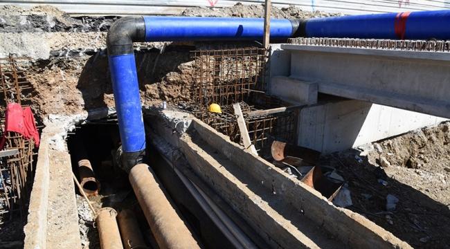 Fatura eski yönetimlere çıkartıldı: 'Su Kesintisi projesiz ve tekniğe aykırı yapılan eski hatlardan kaynaklı'