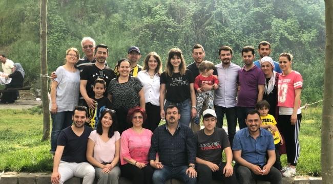 Göncü ailesi çalışanları baharın gelişini piknikle karşıladı