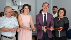 Ortodonti Uzmanı Özge Kılınç'ın muayenehanesi açıldı