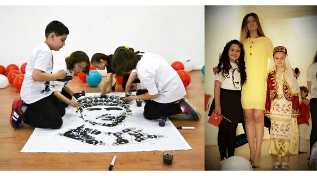 Yedi Eylül Çocuk Kültür ve Sanat'ta 23 Nisan coşkusu