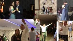 Çoker ve Turgut Ailelerinin mutlu günü