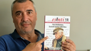 Kasaba'dan Esinti Dergisinin İlkbahar 2018 sayısı piyasalarda
