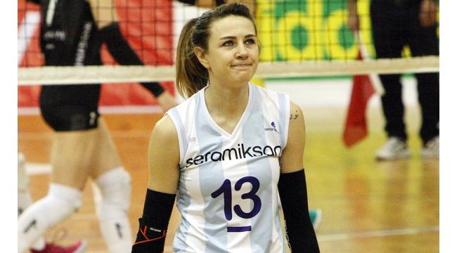 Seramiksan'ın yıldız voleybolcusu Meryem Boz Galatasaray'da