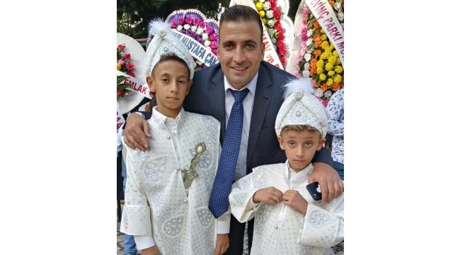Alan ailesinin mutlu günü
