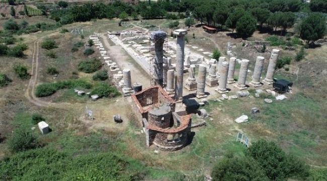İncil'de geçen kutsal kiliselerden 3'ü Manisa'da